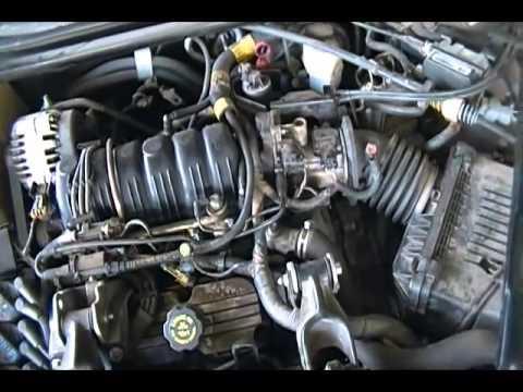Chevy Impala 3.8 V6 Mass Air Flow Sensor P0102