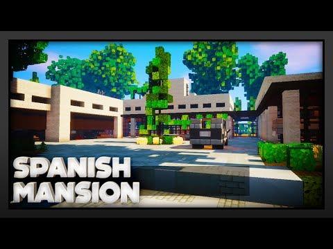 Minecraft - Spanish Mansion