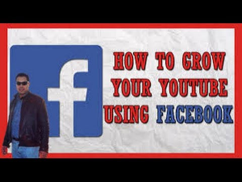 how to get first 1500 subscribers and views on youtube using facebook