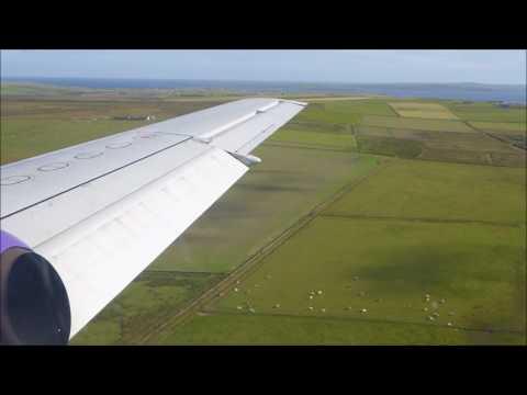 Landing in Kirkwall - last minute