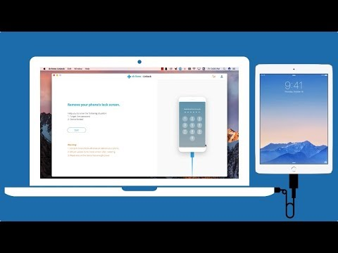 How to Remove Passcode from iPad Air on Mac ?