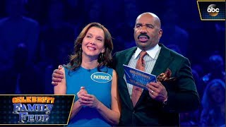 The Sampson Family Plays Fast Money - Celebrity Family Feud