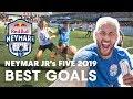 Neymar Jr Rates The Goals from Red Bull Neymar Jr's Five 2019