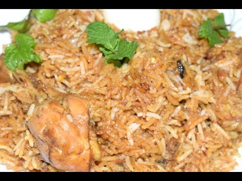 Chettinad Chicken Biryani in Malayalam | Chicken Biryani Recipe | Easy & Tasty Recipe