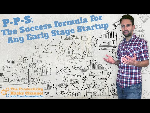P-P-S: The Only Formula That Matters For Your Startup Business