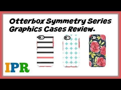 Otterbox Symmetry Graphics Cases for iPhone 7 | GIVEAWAY ( closed) | Indian Product Reviewer