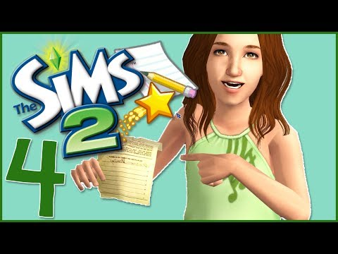The Sims 2 | Collins Family | PT 4 | Rude Townies & Great News!