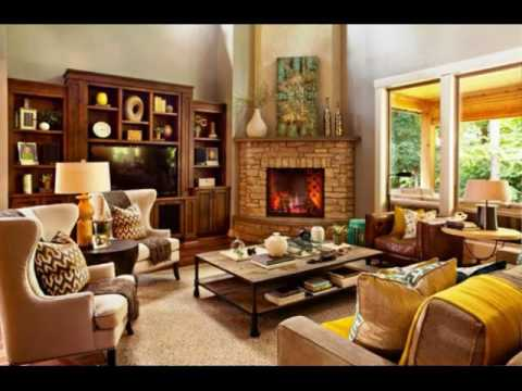 Living Room Furniture Layout with Corner Fireplace ideas