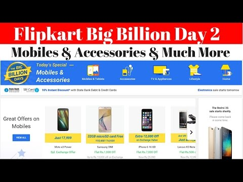 Day 2 - Diwali Sale Big Billion Day Mobile & Accessories | Snapdeal Diwali Offers