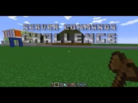 Server Commands Challenge