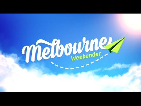 Melbourne Weekender: Myer xmas windows