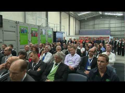 ERGT Australia - Oil & Gas Safety Training Centre Corporate Opening