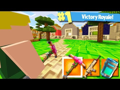 HOW TO PLAY FORNITE IN MINECRAFT