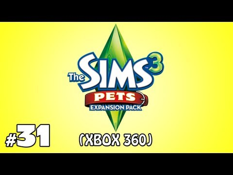 The Sims 3: Pets (Xbox 360) - Part 31 - GET A GIRLFRIEND