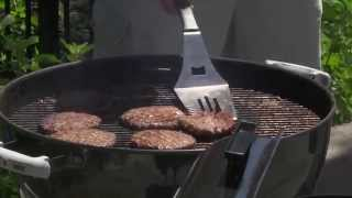 On The Grill With Bill Season 1 Episode 2 Frozen Burgers