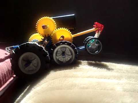 My Amazing Knex Car