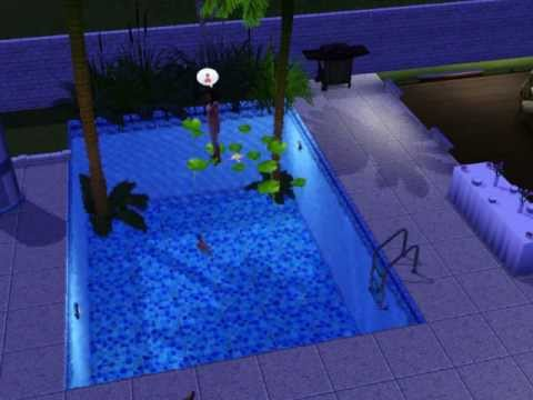 Sims 3 :: Walking On Water & Under Water