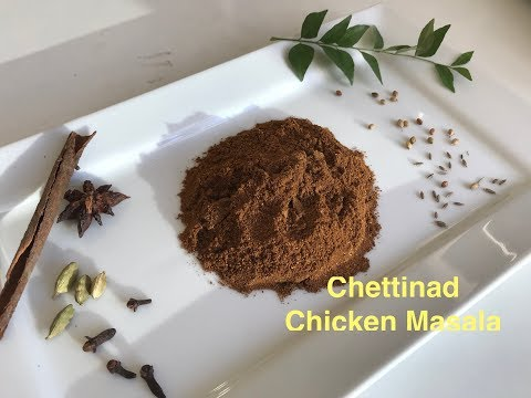 Chettinad chicken in tamil