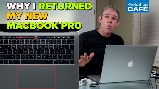 why I RETURNED my NEW MACBOOK PRO What