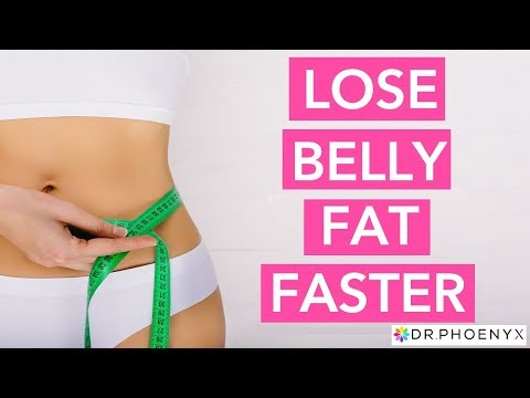 How to Lose Belly Fat Faster (3 Easy Tips)