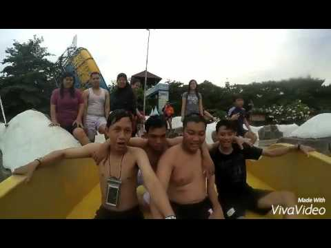 GSM in action at snowbay waterpark Jakarta by Xiaoying