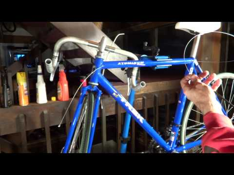 How To Replace Cable Housing Routed Internally Through A Bike Frame