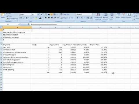 Google Analytics Tutorial: How To Export Reports on Google Analytics
