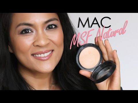 Product Shout-Out: MAC Mineralize Skinfinish Natural Powder