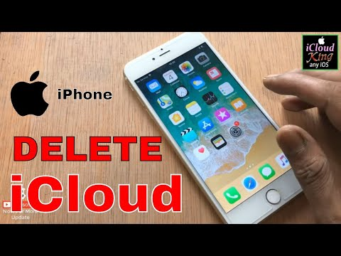 Icloud delete from any Iphone✅ Icloud Activation Lock Update iOS 2018