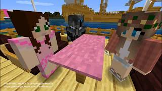 NEW PopularMMOs Pat And Jen Minecraft Jen Transforms into The Bad Baby to revenge on DanTDM