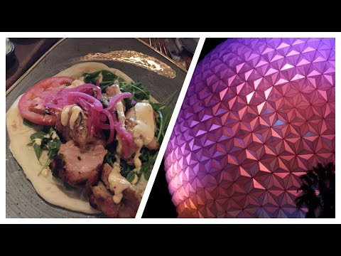 Lunch at Sanaa, Cast Connections & Epcot! Disney World Vacation Vlog!