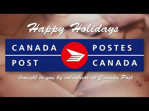 Write a letter to Santa and he'll write back! | Canada Post  2017