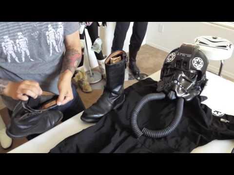 Tie Pilot Armor Review + Blooper