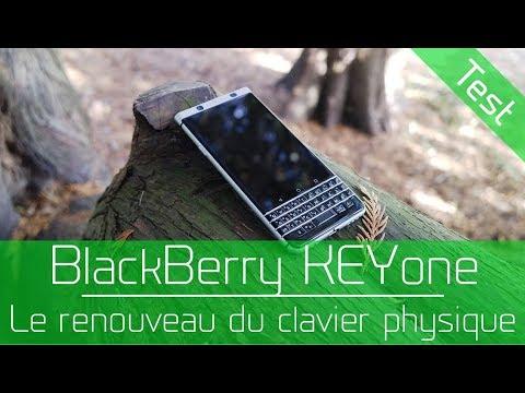 Test : BlackBerry KEYone - Le retour du clavier