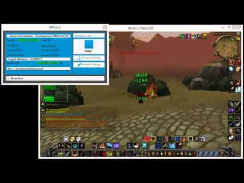 Free World of Warcraft Multibot Pets battles Gathering Battleground Archaeologist Party