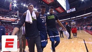 Jimmy Butler sustains apparent non-contact injury | ESPN