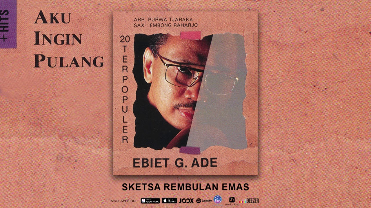 Download Ebiet G. Ade - Sketsa Rembulan Emas (Official Audio) MP3 Gratis