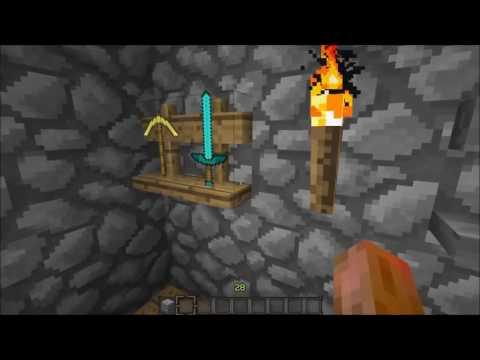Tool Rack Mod Minecraft Mod Spotlight (RACKS FOR TOOLS!)