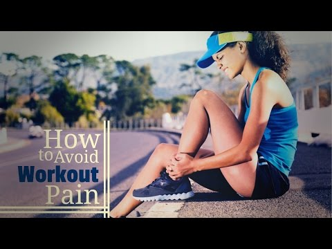 How to Avoid Workout Pain