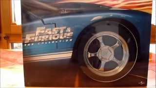 Fast & Furious - The Collection 1-5 Limited Edition Blu-ray unboxing