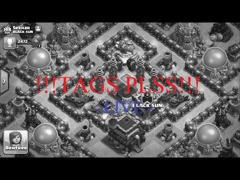 !!!BASE REVIEW OF COC LIVE!!!!! PUSHING |LIVE WAR ATTACKS | TH9 LIVE STRATEGY(TUTORIALS)