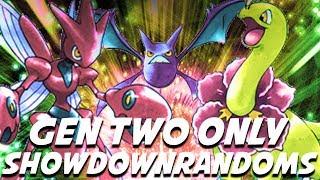 CRAZIEST GEN TWO BATTLE!! Pokemon Showdown Random Battles w/ ShadyPenguinn