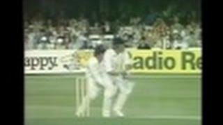 England V New Zealand 3rd Test 1978