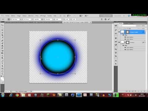 tuto creer un logo avec photoshop cs5