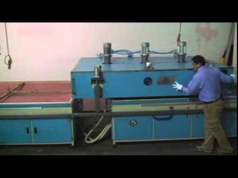 Non Autoclave glass laminating machine