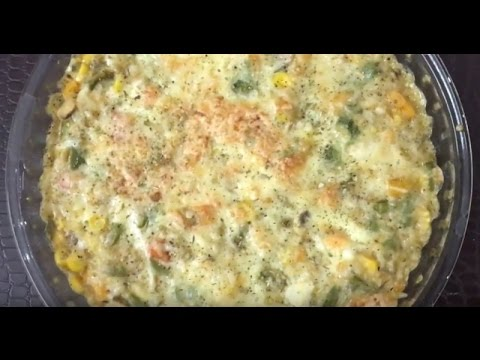Baked Vegetables Recipe (Hindi) - Cooking Recipes For Healthy Kitchen (Pragati Bansal)