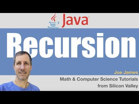 Java: Recursion