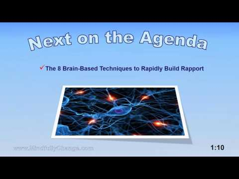 How to Rapidly Build Rapport with Anyone | Jonathan Jordan