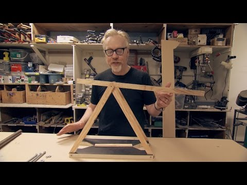 How to Build a Trebuchet | MythBusters