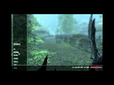 How to multiply your damage on Skyrim (PC) in the console!